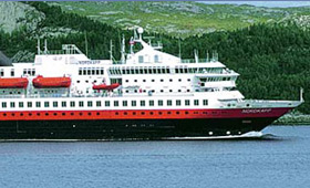 Northern Lights Winter Round Voyage offer