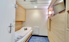 Polar Inside Cabin