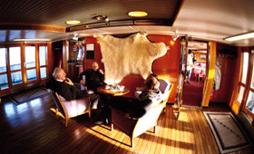 MS Lofoten Lounge
